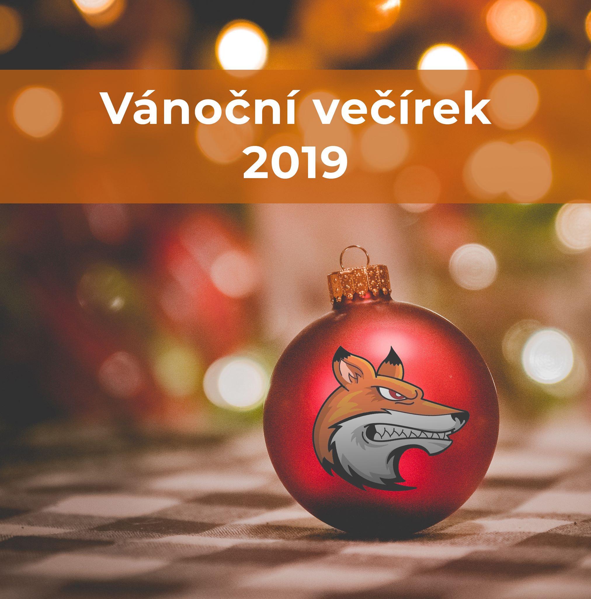 Vánoční večírek 2019